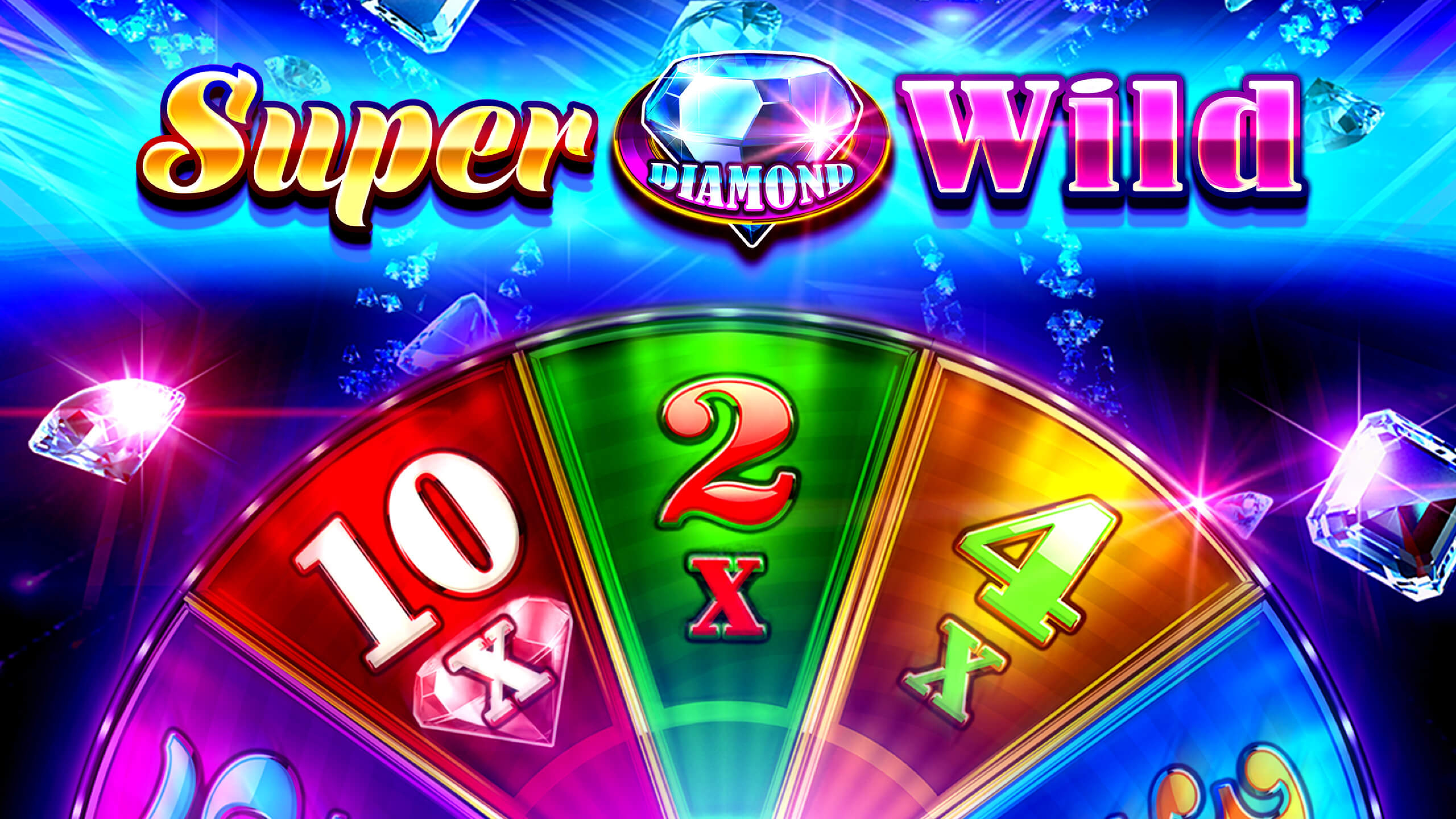 The Super Diamond Wild Online Slot Demo Game by iSoftBet