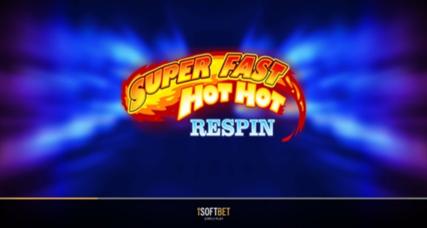 The Super Fast Hot Hot Respin Online Slot Demo Game by iSoftBet