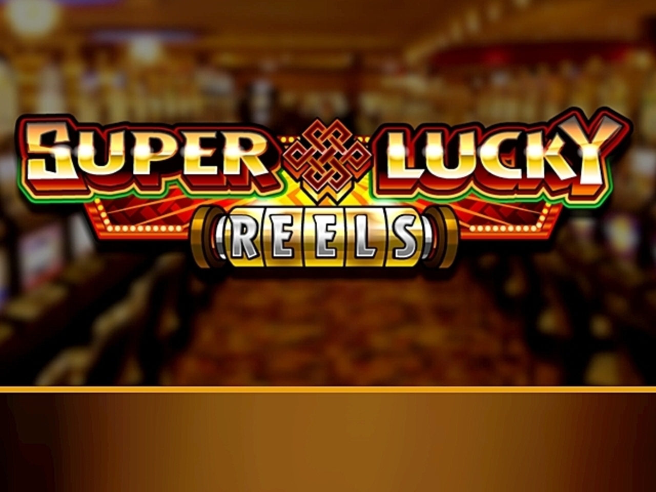 Reels in Super Lucky Reels Slot Game by iSoftBet