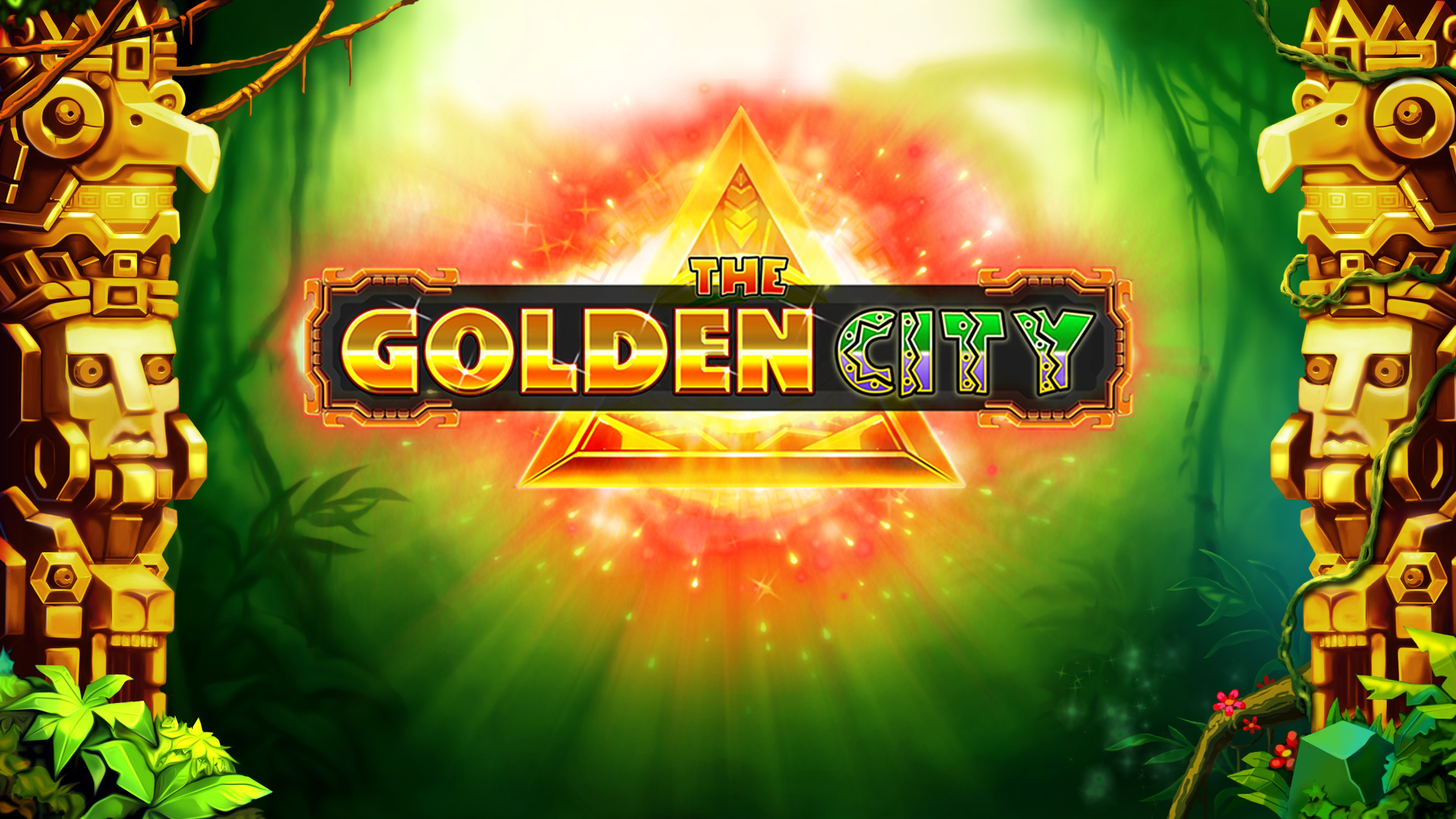 The The Golden City (iSoftBet) Online Slot Demo Game by iSoftBet