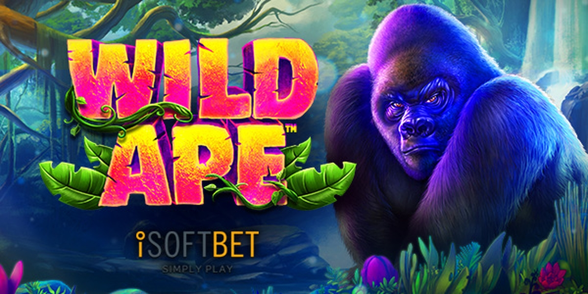 The Wild Ape Online Slot Demo Game by iSoftBet