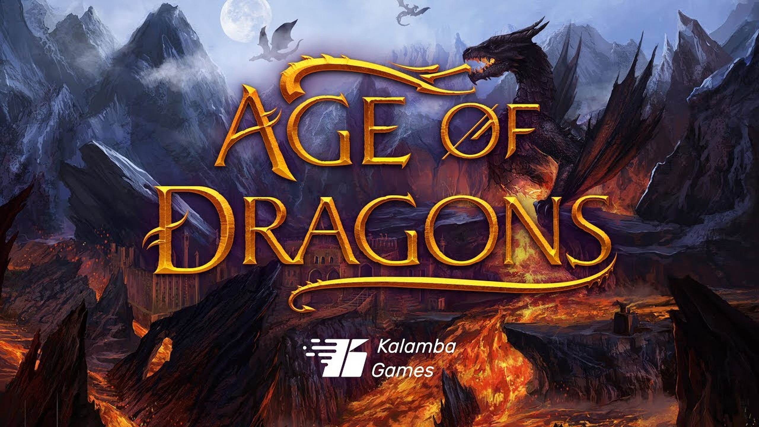 The Age of Dragons Online Slot Demo Game by Kalamba Games