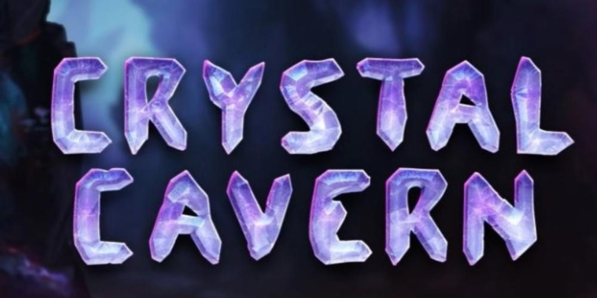 The Crystal Cavern Online Slot Demo Game by Kalamba Games