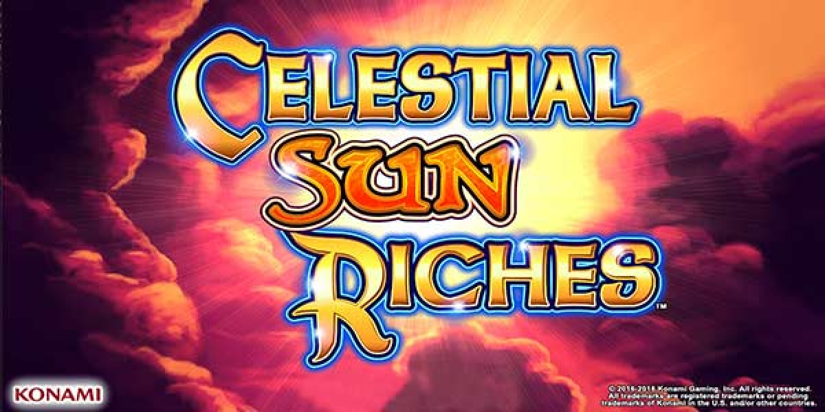 Celestial Sun Riches Online Slot Demo Game by Konami Gaming
