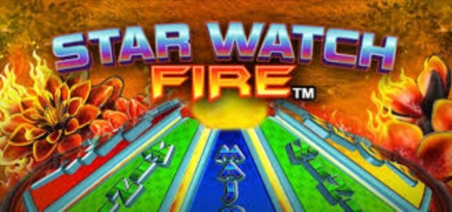 Star Watch Fire Online Slot Demo Game by Konami Gaming