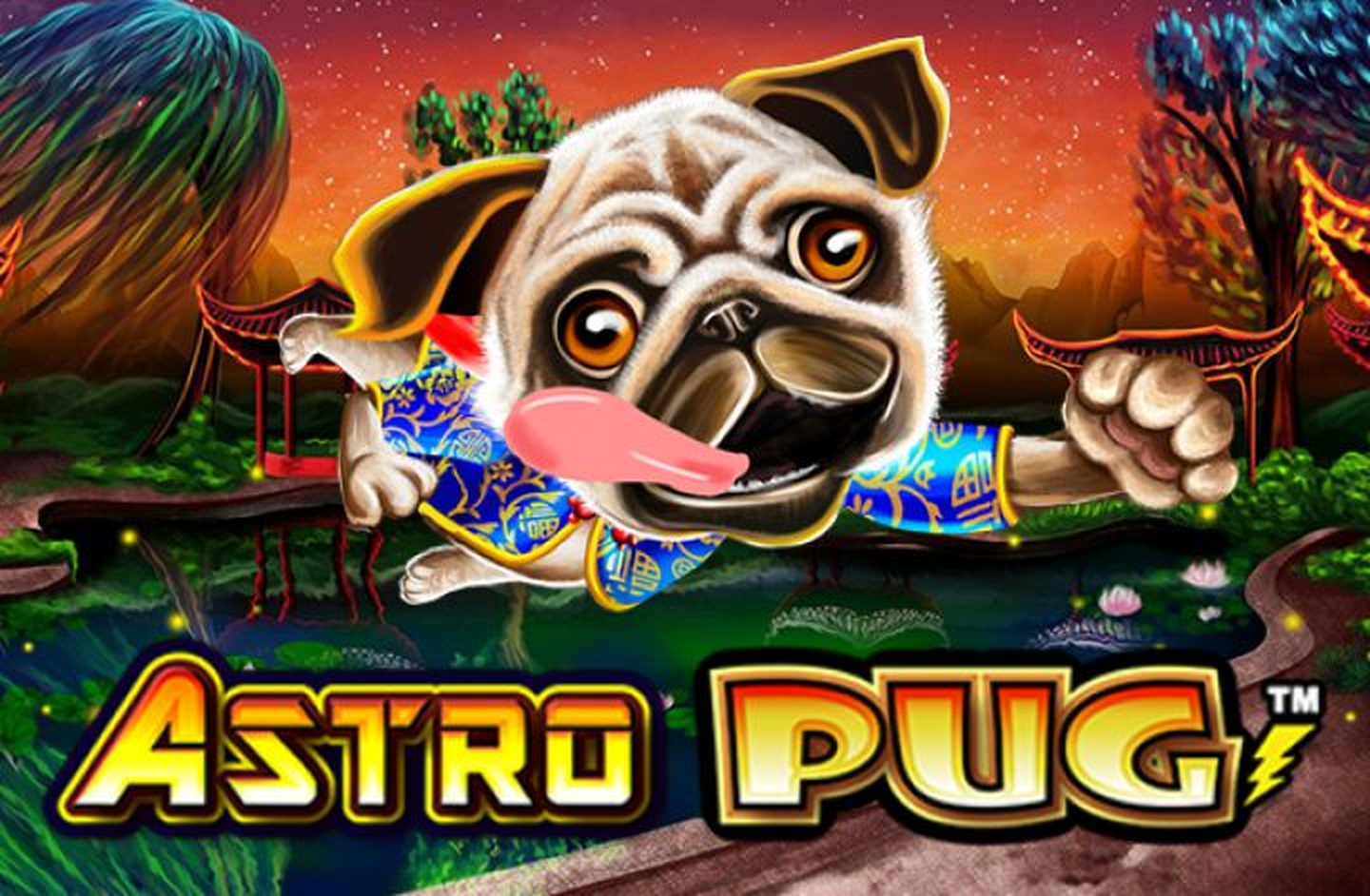 The Astro Pug Online Slot Demo Game by Lightning Box