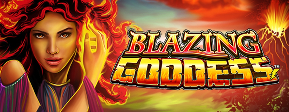 The Blazing Goddess Online Slot Demo Game by Lightning Box