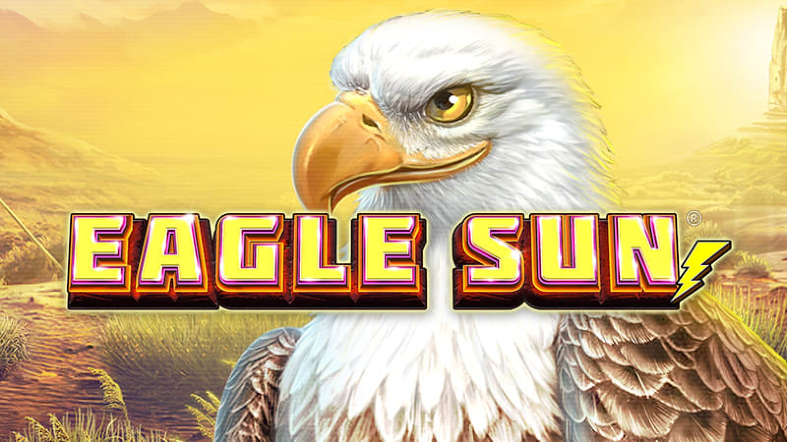 The Eagle Sun Online Slot Demo Game by Lightning Box