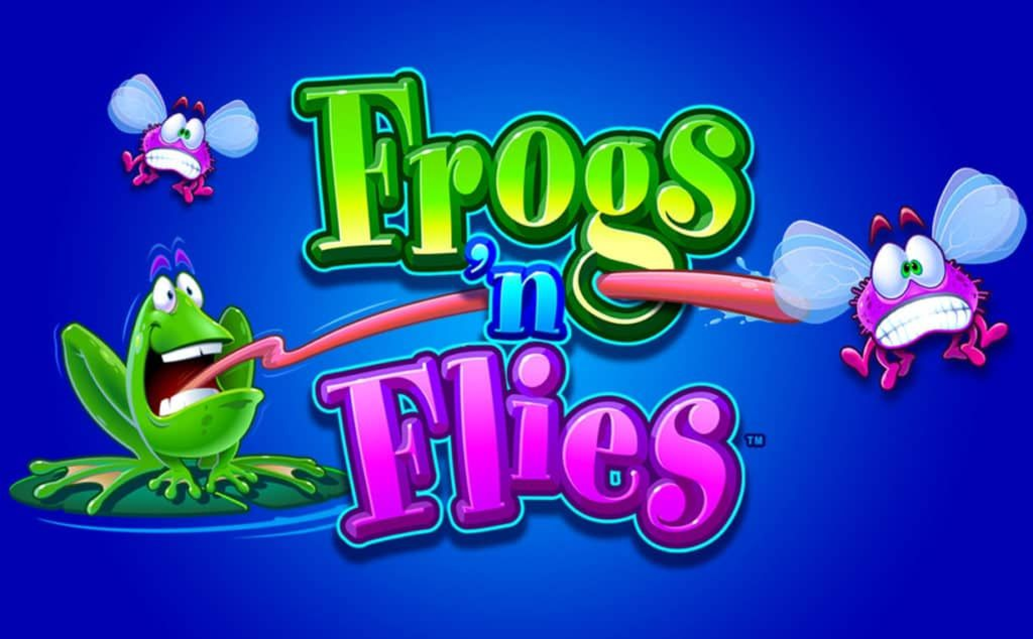 The Frogs 'n Flies Temple Cash Online Slot Demo Game by Lightning Box