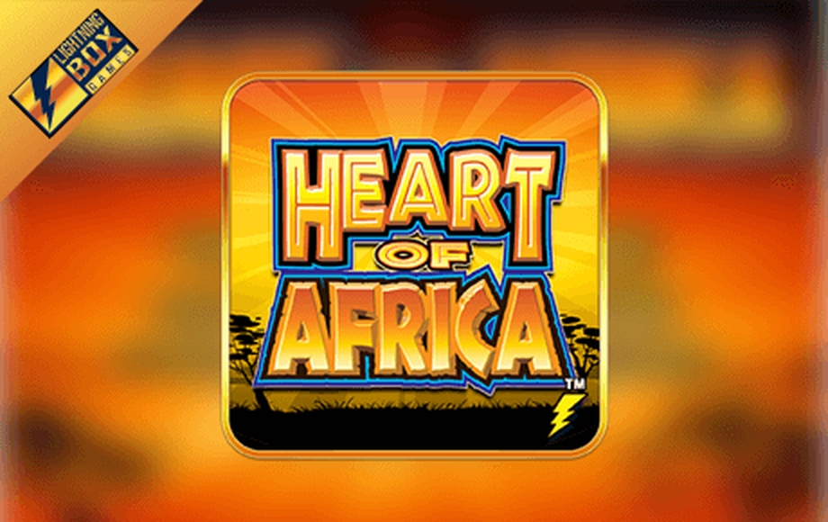 The Heart of Africa Online Slot Demo Game by Lightning Box