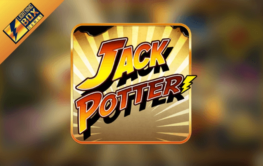 The Jack Potter and the Golden Temple Online Slot Demo Game by Lightning Box