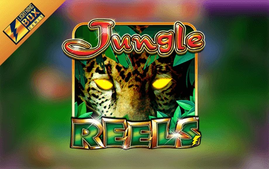 Reels in Jungel Reels Slot Game by Lightning Box