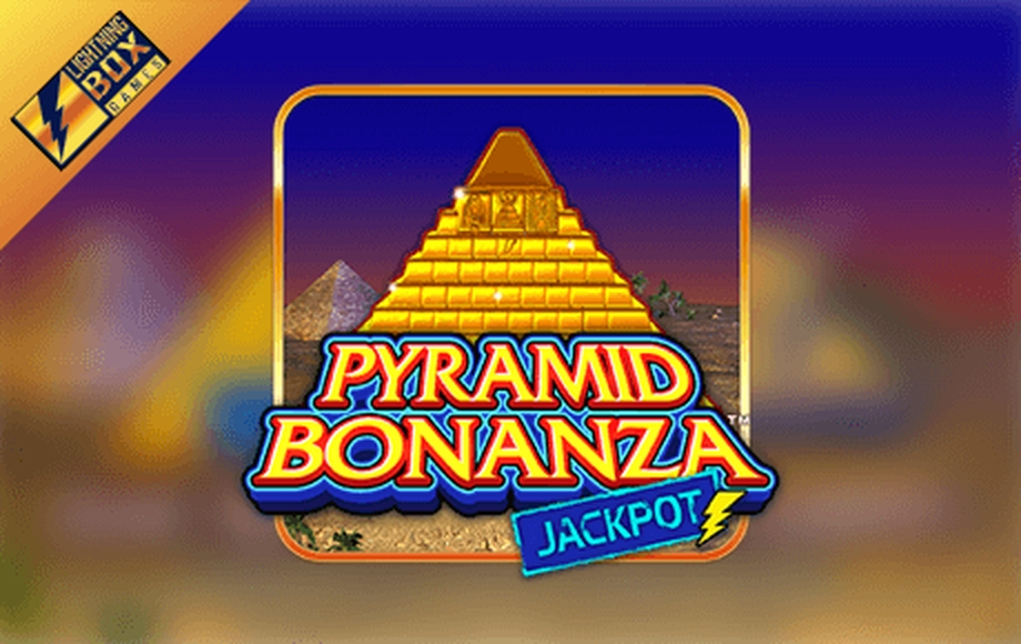 The Pyramid Bonanza Online Slot Demo Game by Lightning Box