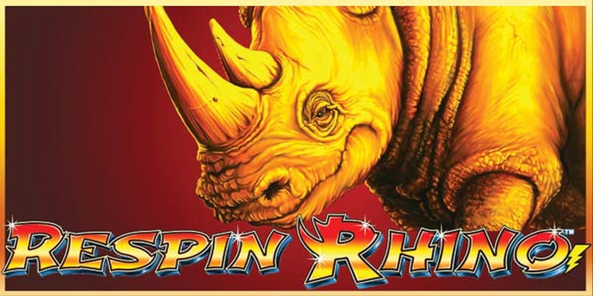 The Respin Rhino Online Slot Demo Game by Lightning Box