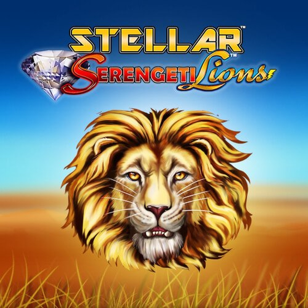 The Stellar Jackpots with Serengeti Lions Online Slot Demo Game by Lightning Box