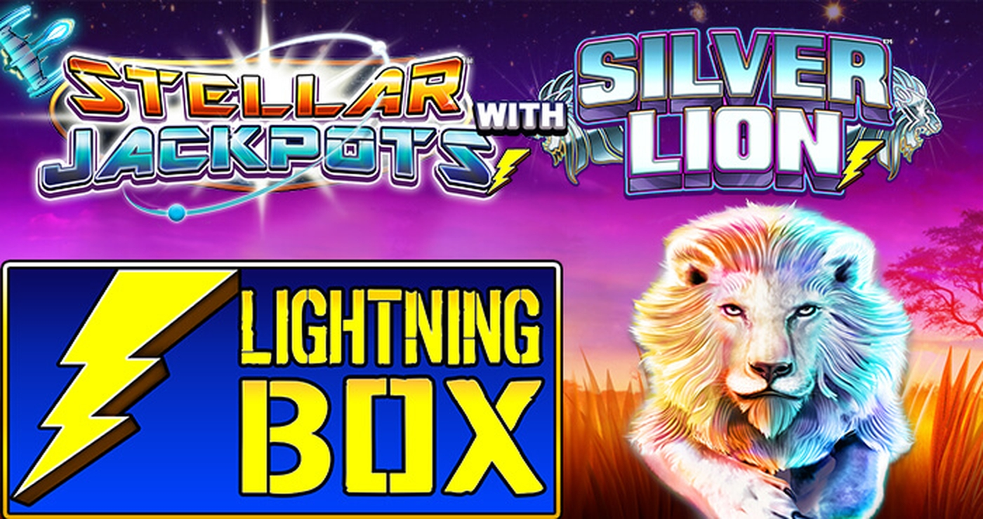 The Stellar Jackpots with Silver Lion Online Slot Demo Game by Lightning Box