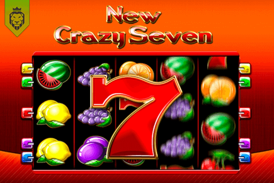 New Crazy Seven Online Slot Demo Game by LionLine