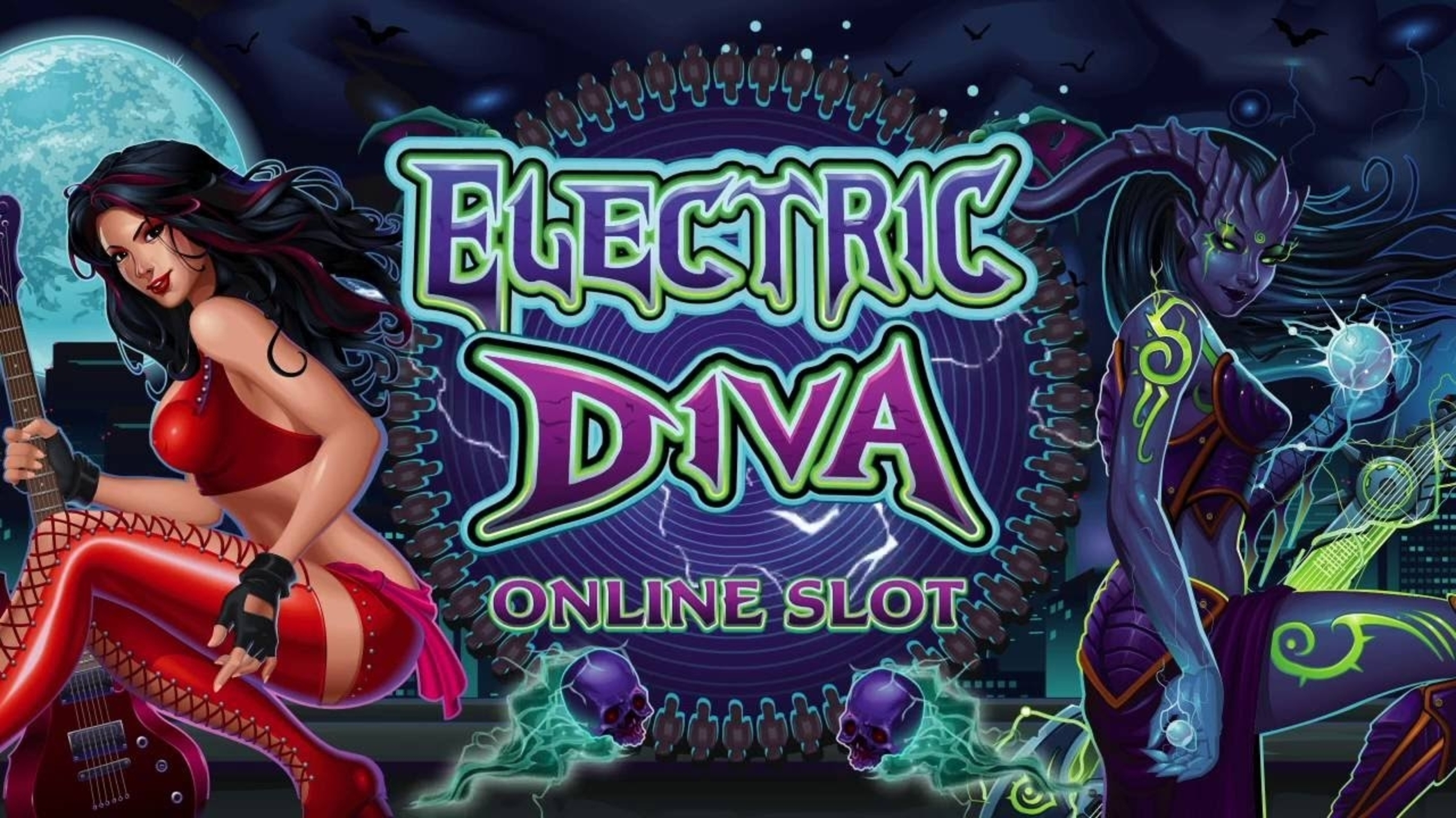Electric Diva Online Slot Demo Game by MahiGaming