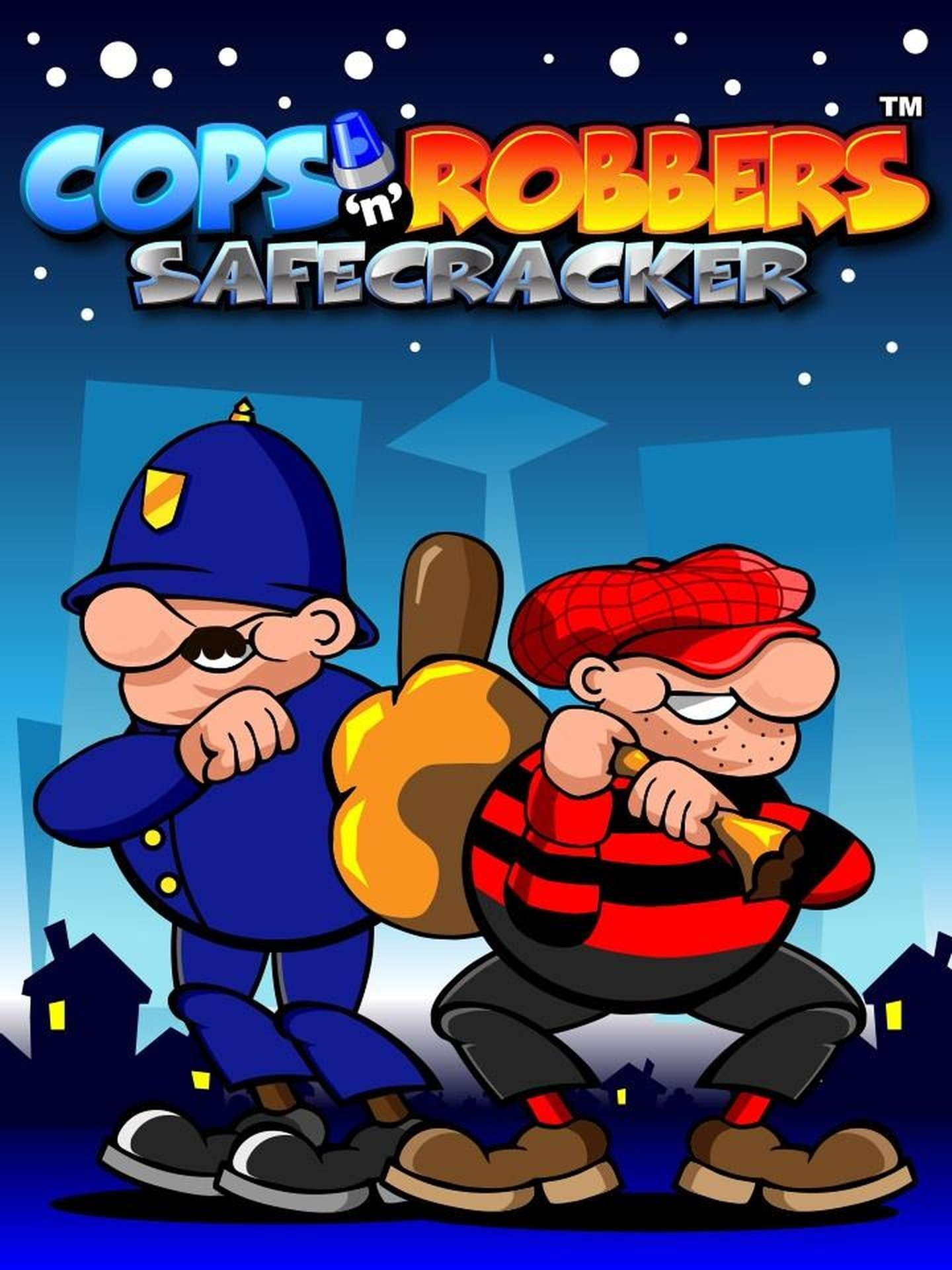 The Cops 'n' Robbers Safecracker (Mazooma) Online Slot Demo Game by Mazooma