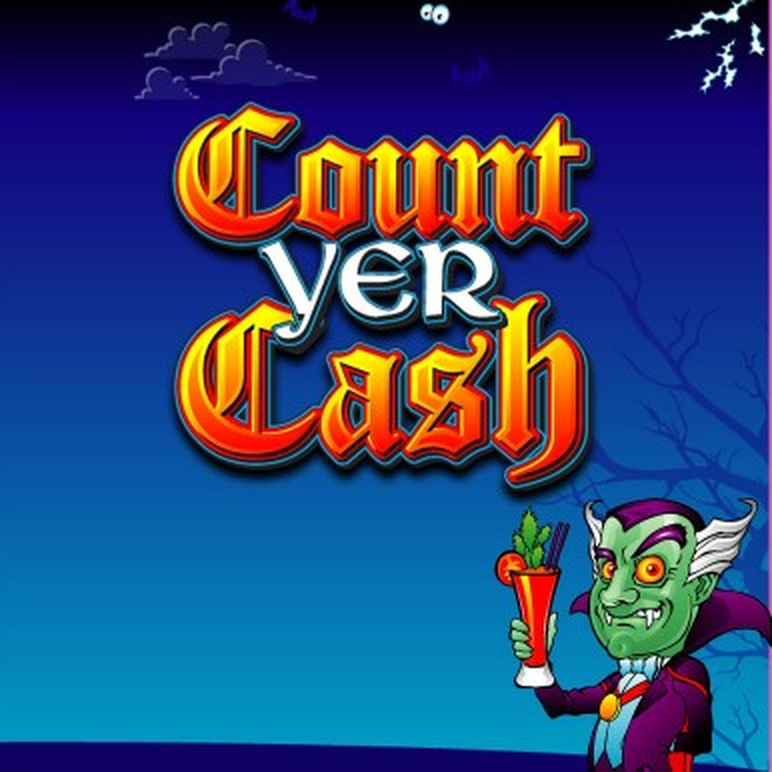 The Count Yer Cash Online Slot Demo Game by Mazooma