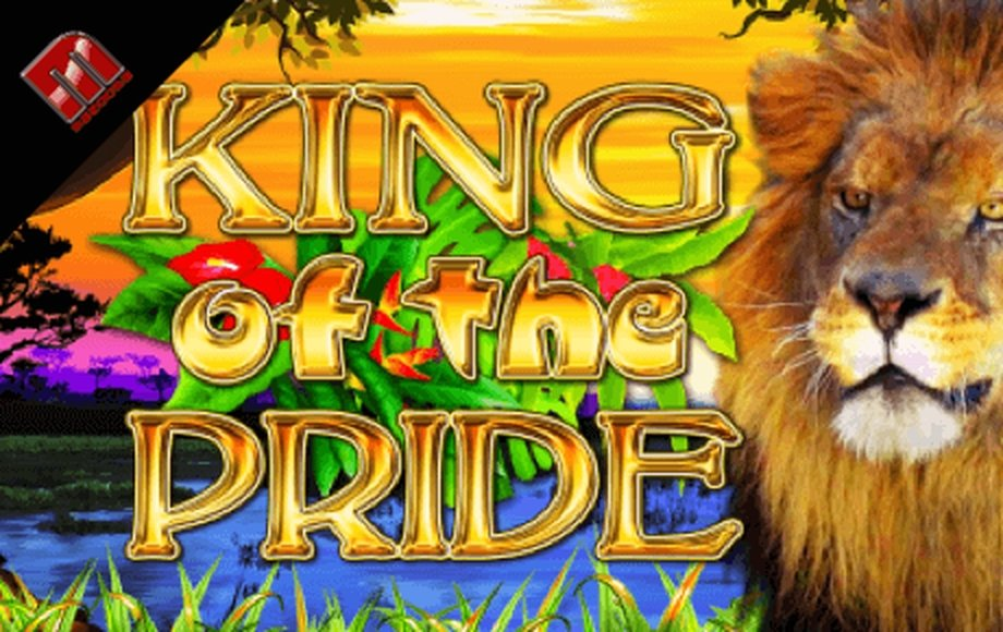 The King of the Pride Online Slot Demo Game by Mazooma