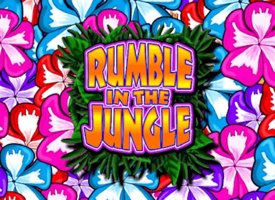 The Rumble in the Jungle Online Slot Demo Game by Mazooma