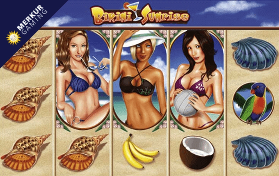 The Bikini Sunrise Online Slot Demo Game by Merkur Gaming