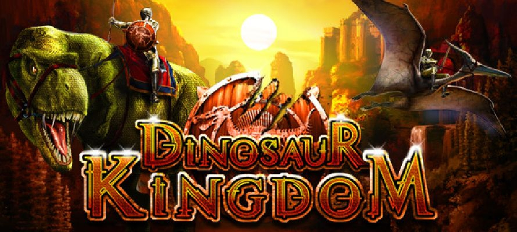 The Dinosaur Kingdom Online Slot Demo Game by Merkur Gaming