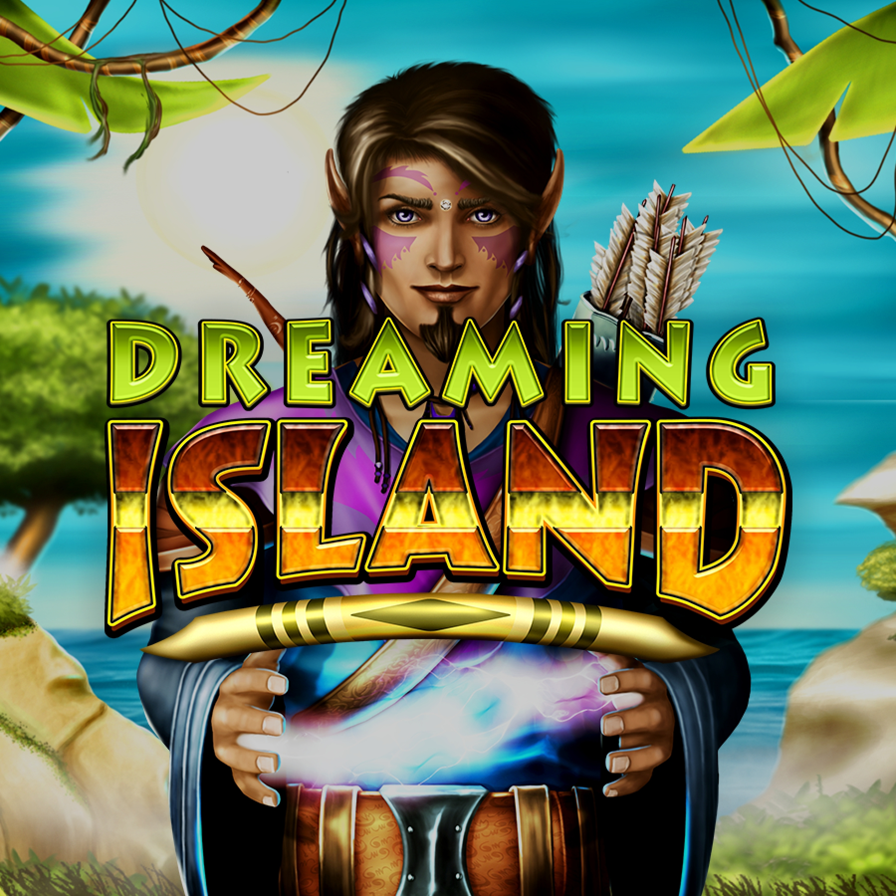 The Dreaming Island Online Slot Demo Game by Merkur Gaming