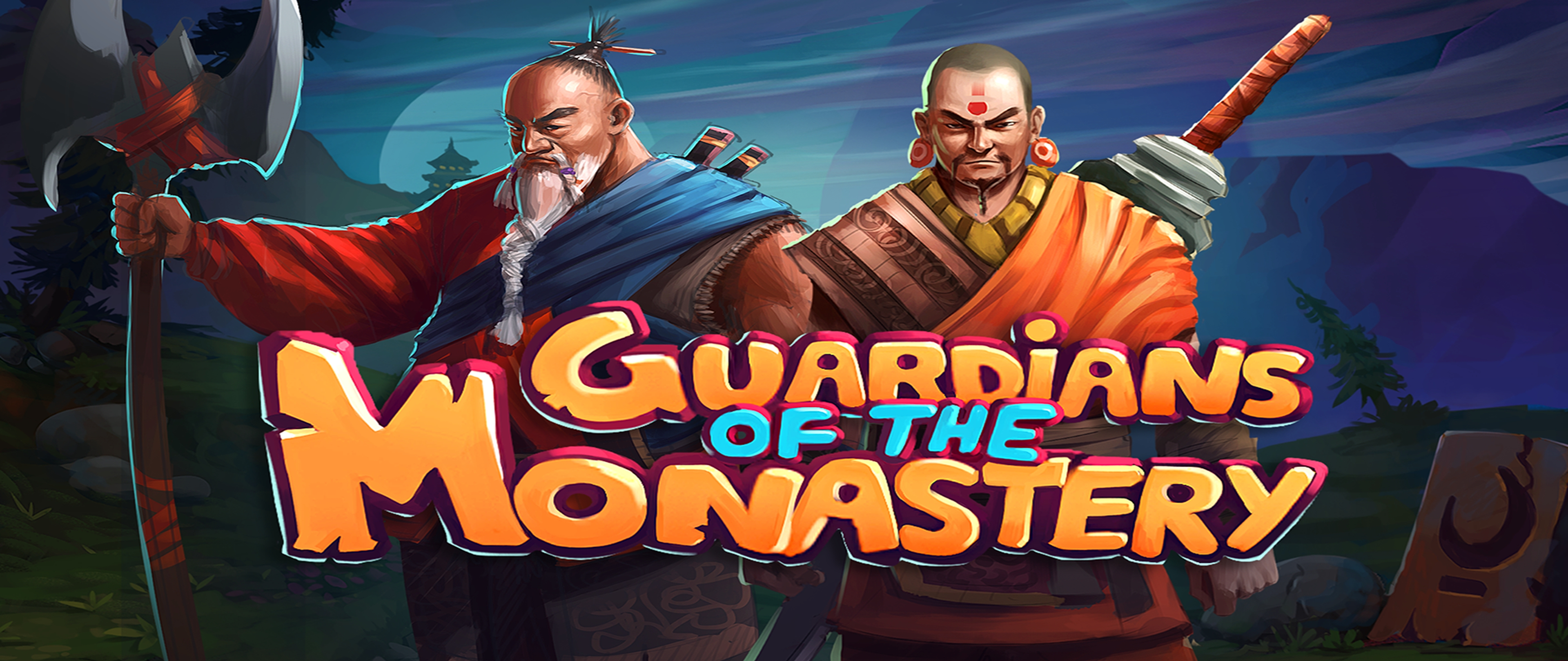 The Guardians of the Monastery Online Slot Demo Game by Merkur Gaming