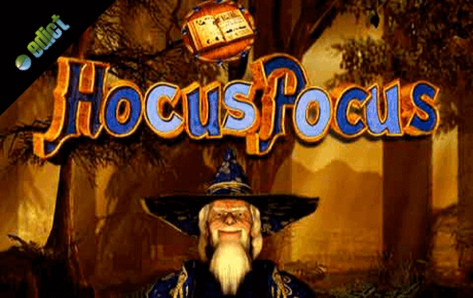 The Hocus Pocus Deluxe HD Online Slot Demo Game by Merkur Gaming