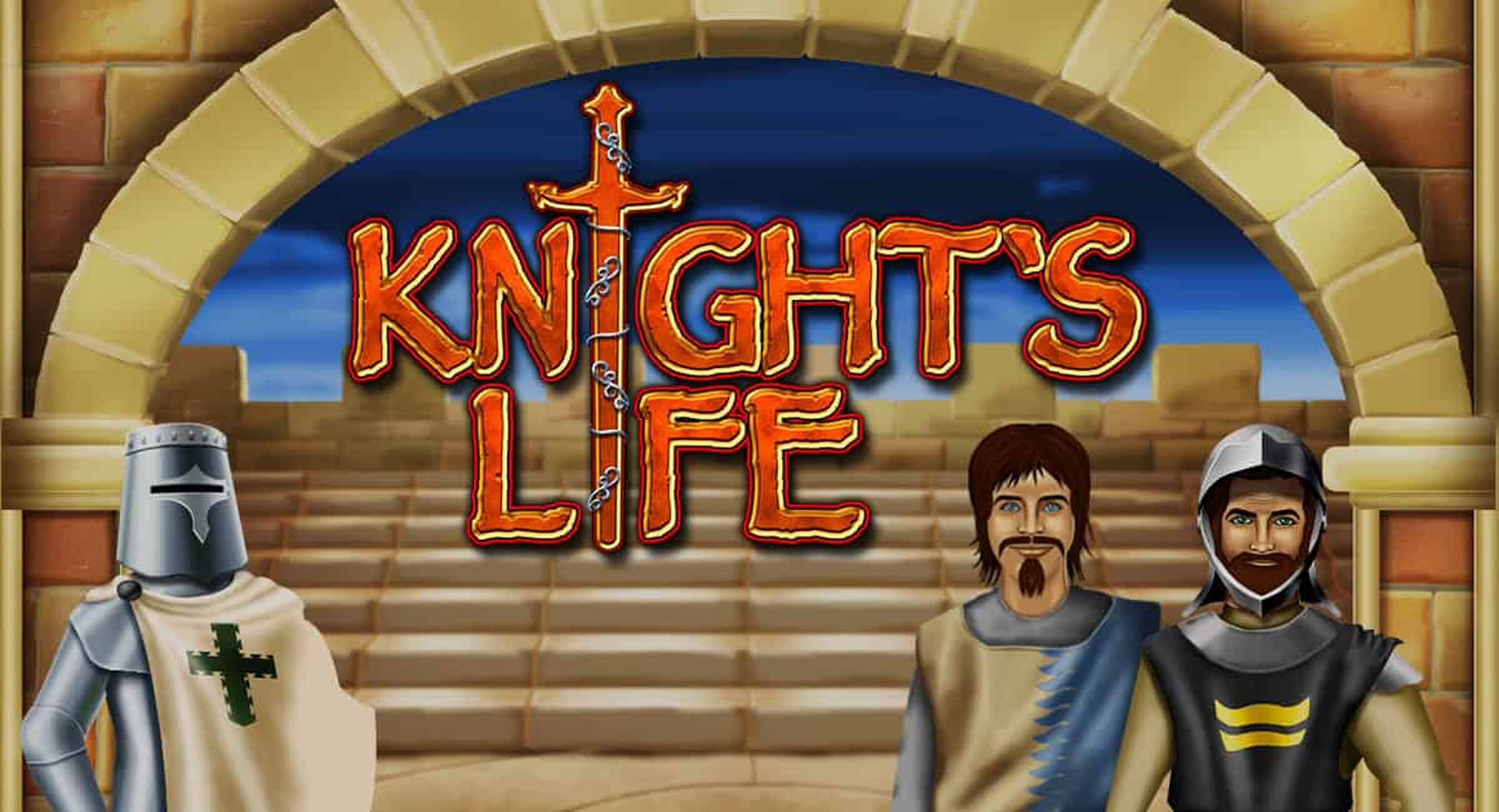 The Knight's Life Online Slot Demo Game by Merkur Gaming
