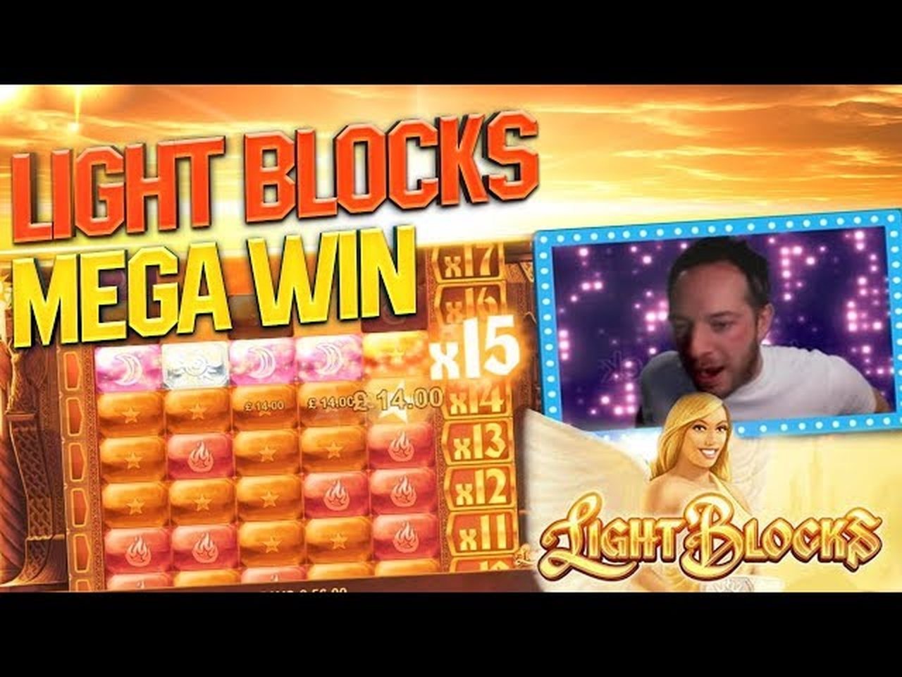 The Light Blocks Online Slot Demo Game by Merkur Gaming