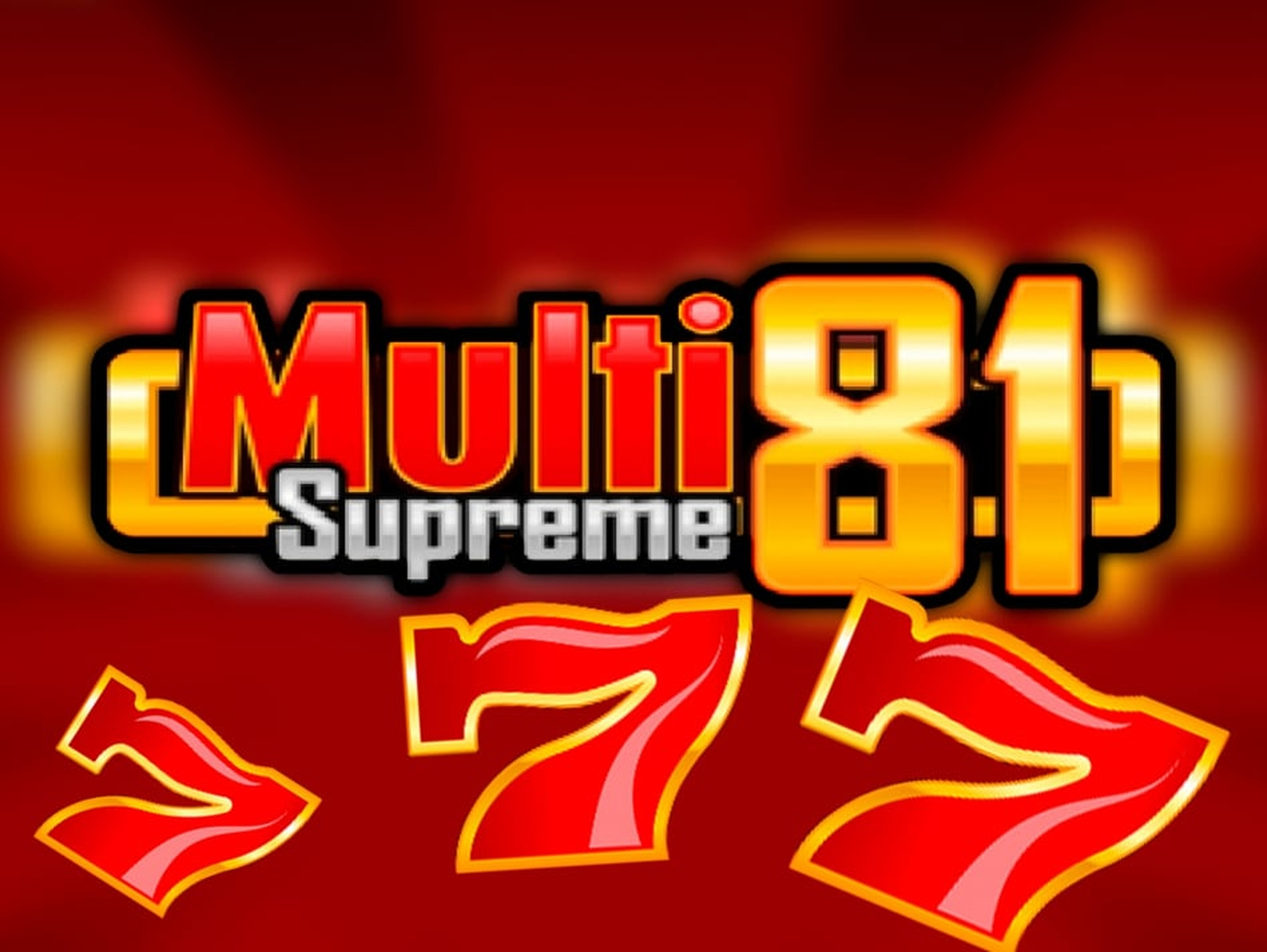 The Multi Supreme 81 Online Slot Demo Game by Merkur Gaming