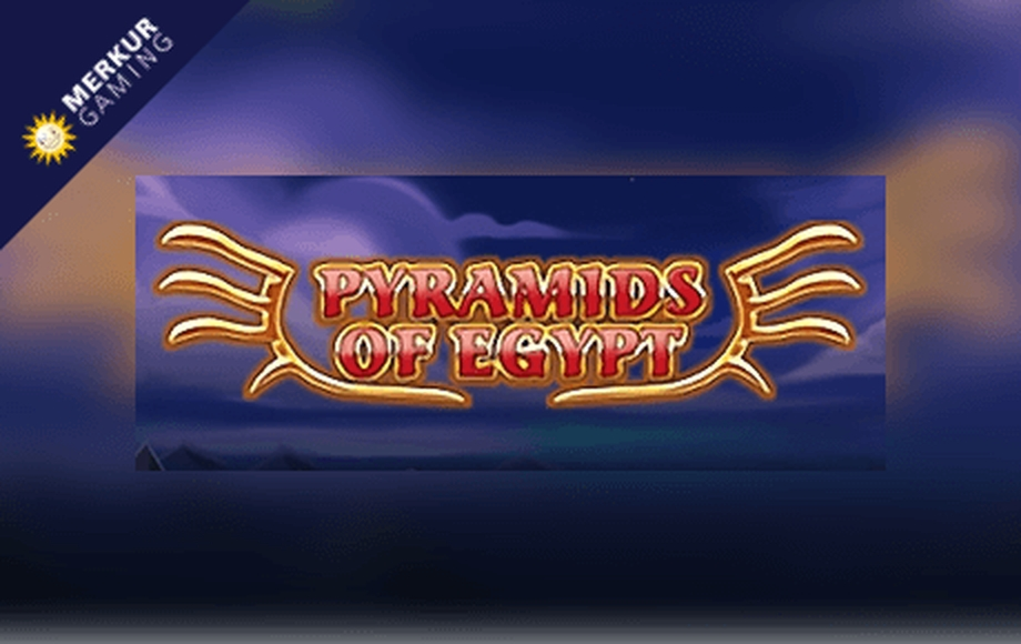 The Pyramids of Egypt Online Slot Demo Game by Merkur Gaming