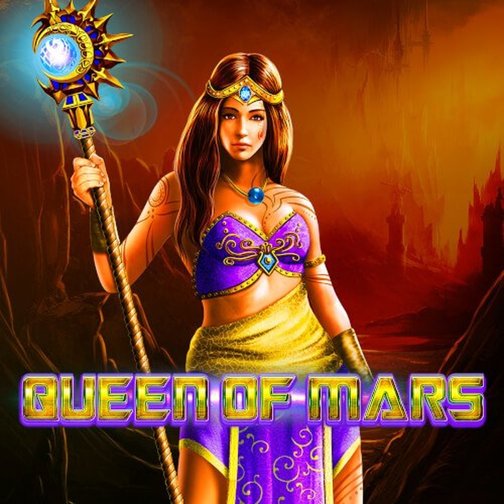 The Queen of Mars Online Slot Demo Game by Merkur Gaming