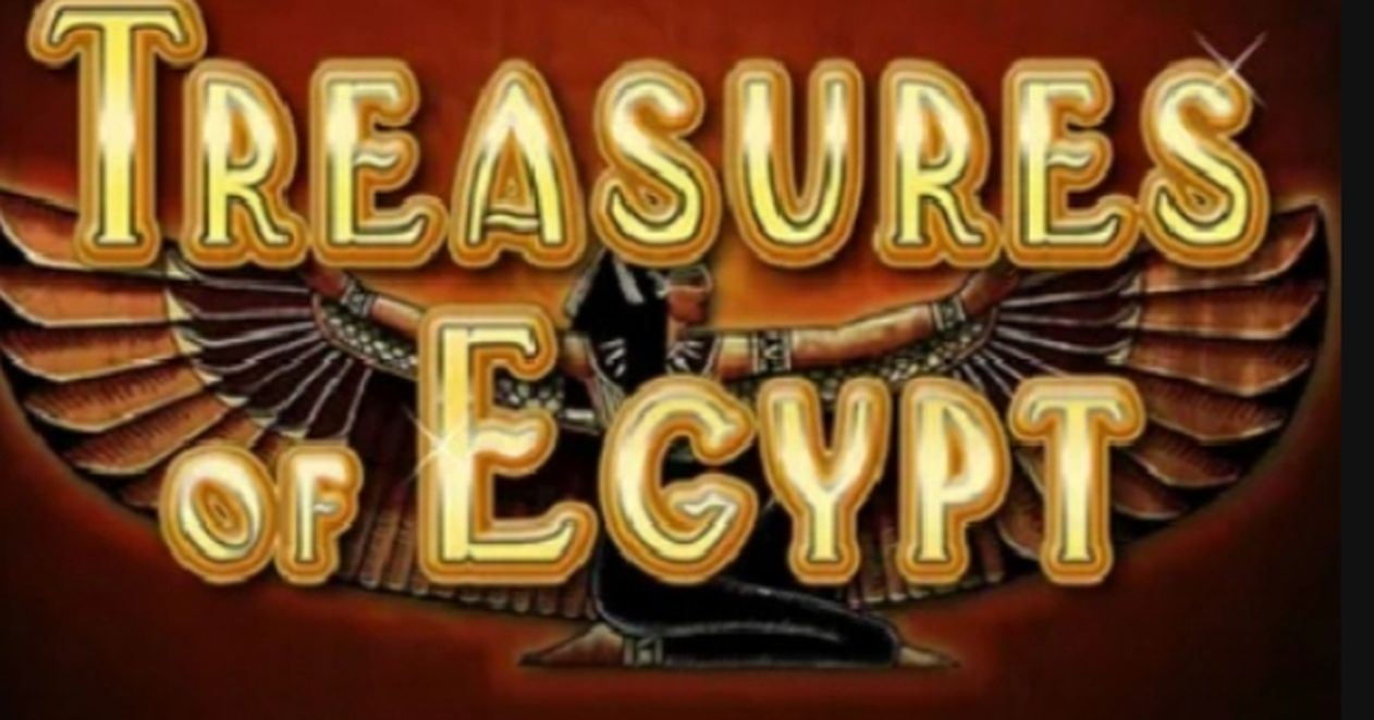 The Treasures of Egypt (Merkur) Online Slot Demo Game by Merkur Gaming