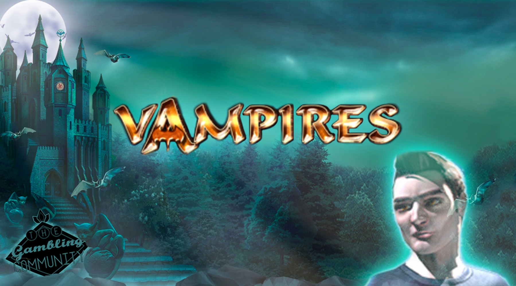 The Vampires (Merkur) Online Slot Demo Game by Merkur Gaming