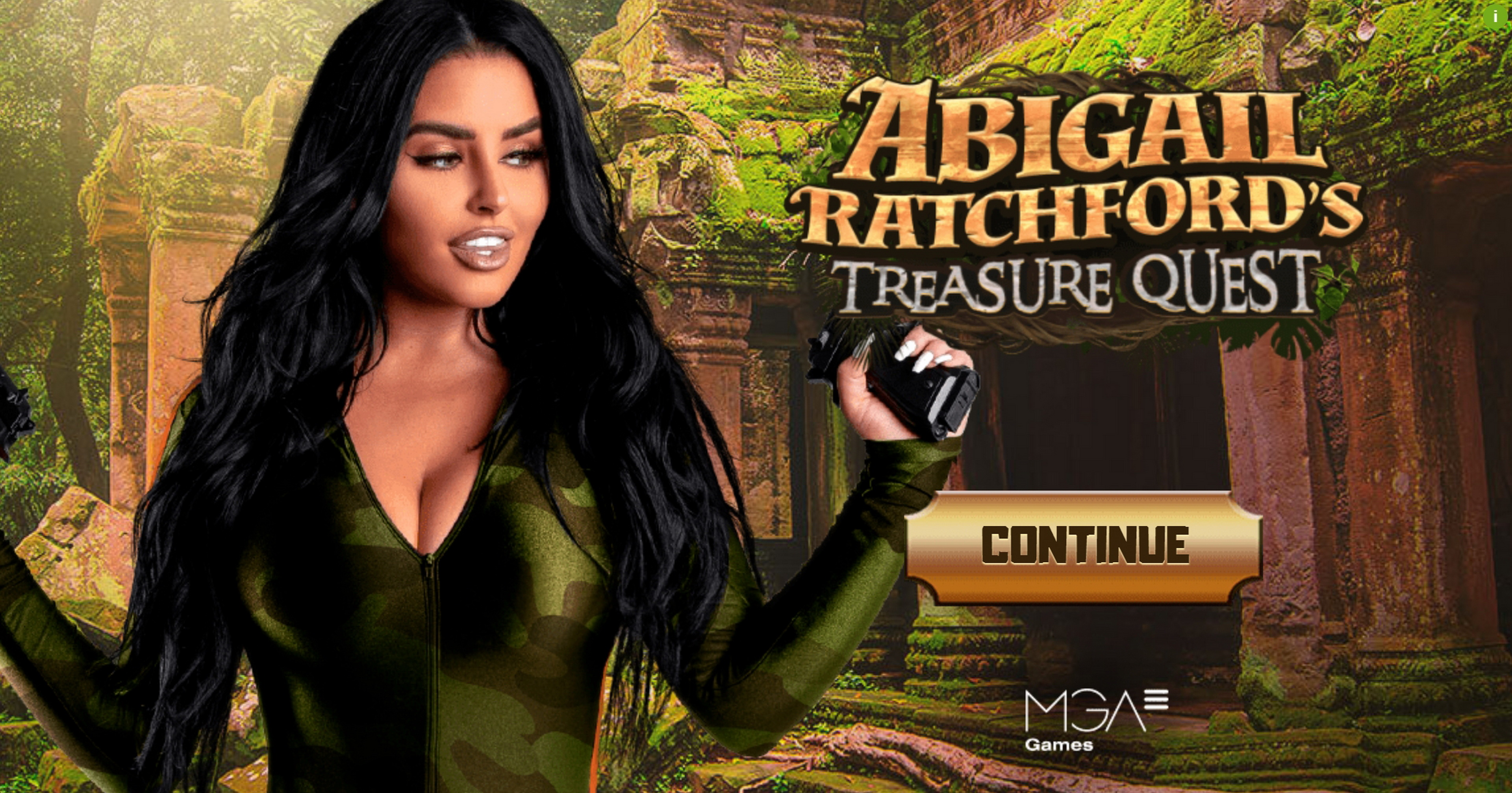 Play Abigail Ratchfords Treasure Quest Free Casino Slot Game by MGA