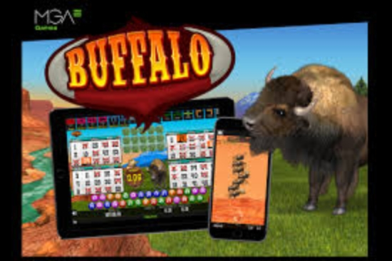 The Buffalo Bingo Online Slot Demo Game by MGA
