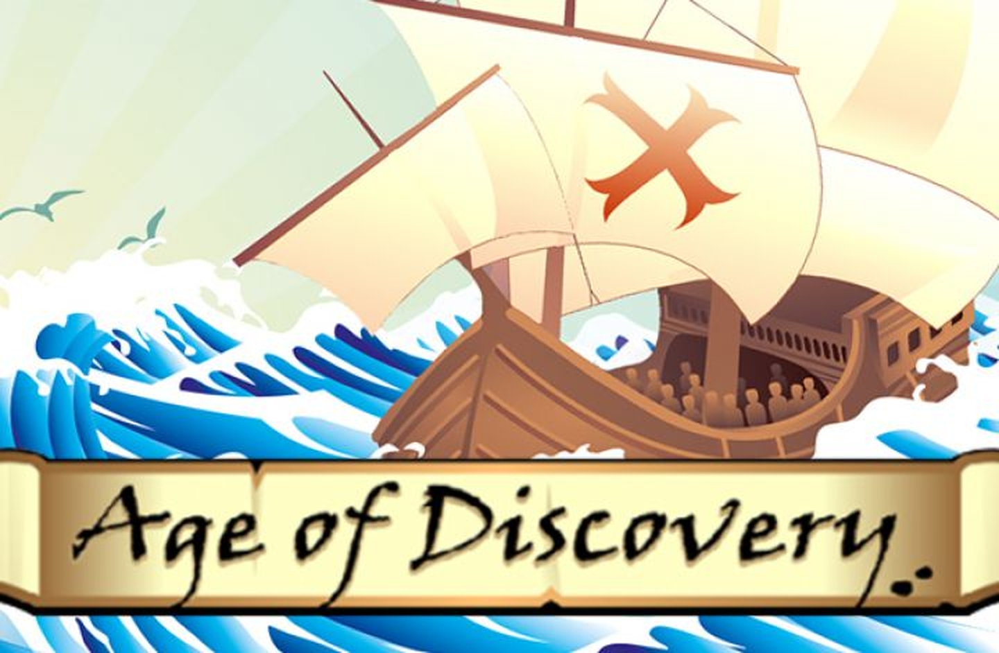 The Age of Discovery Online Slot Demo Game by Microgaming
