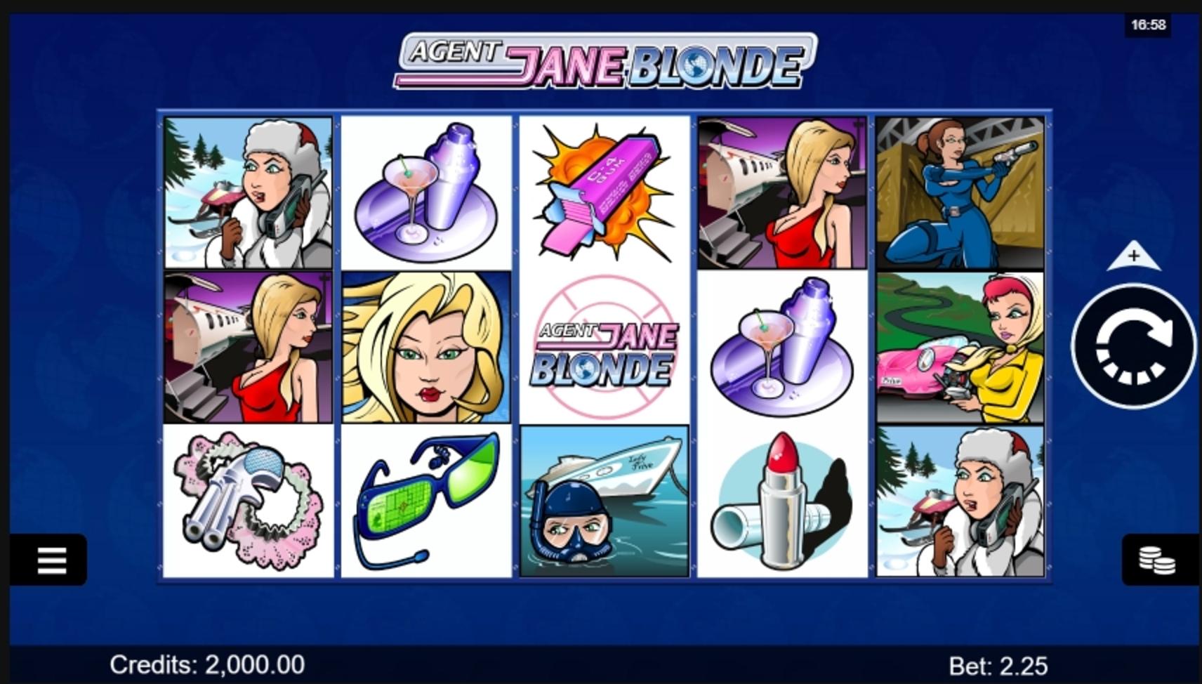 Tunica bonuses agent jane blonde microgaming slot game deluxe machines