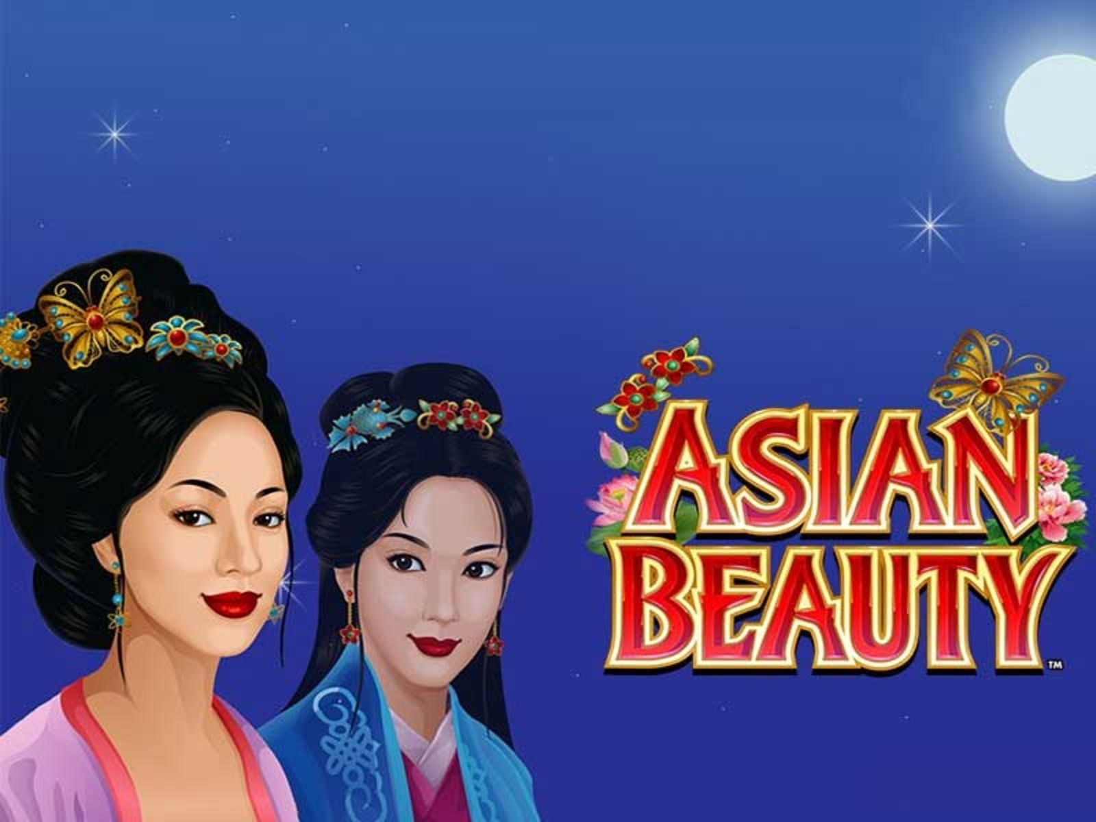 Asian Beauty Online Slot Demo Game by Microgaming