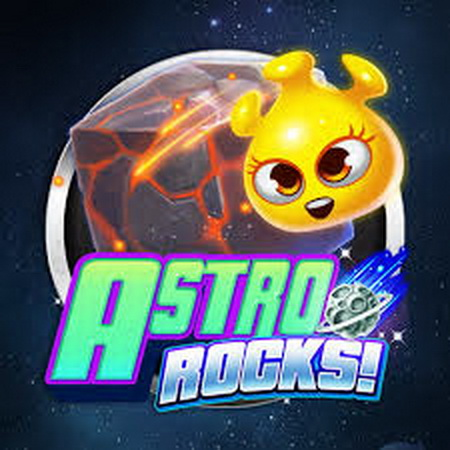 The Astro Rocks Online Slot Demo Game by Microgaming