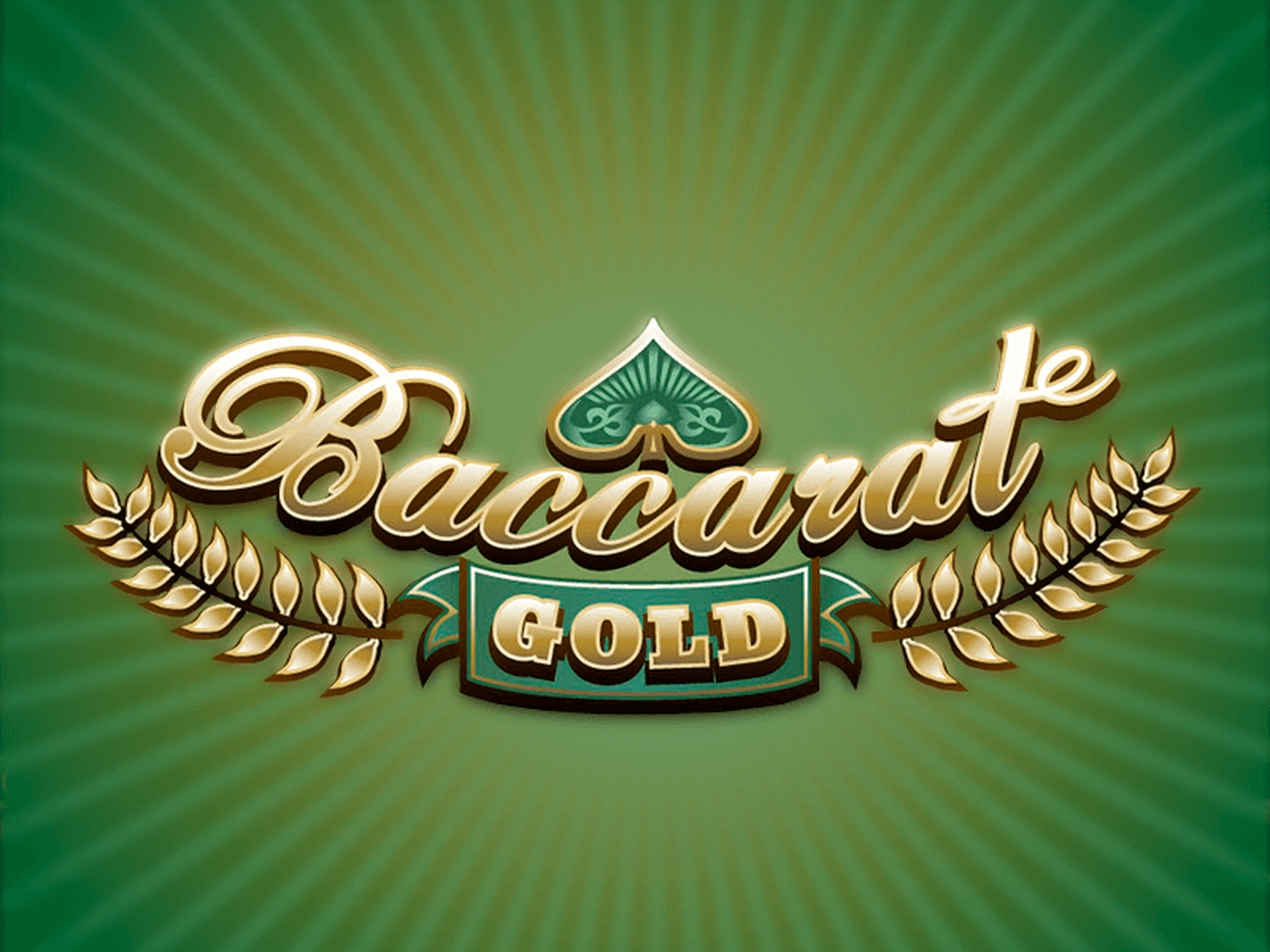 The Baccarat Gold (Microgaming) Online Slot Demo Game by Microgaming