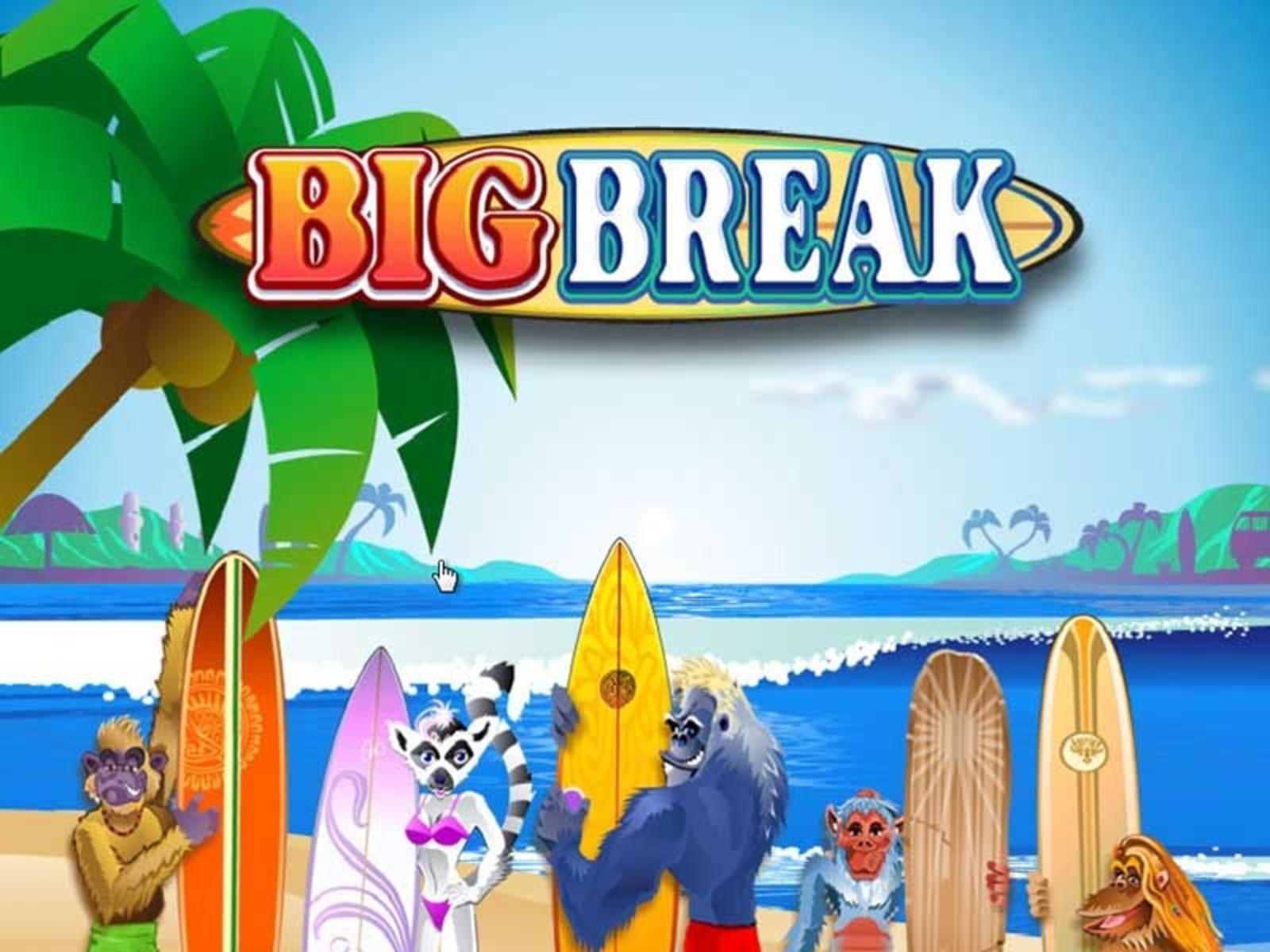 Big Break Online Slot Demo Game by Microgaming