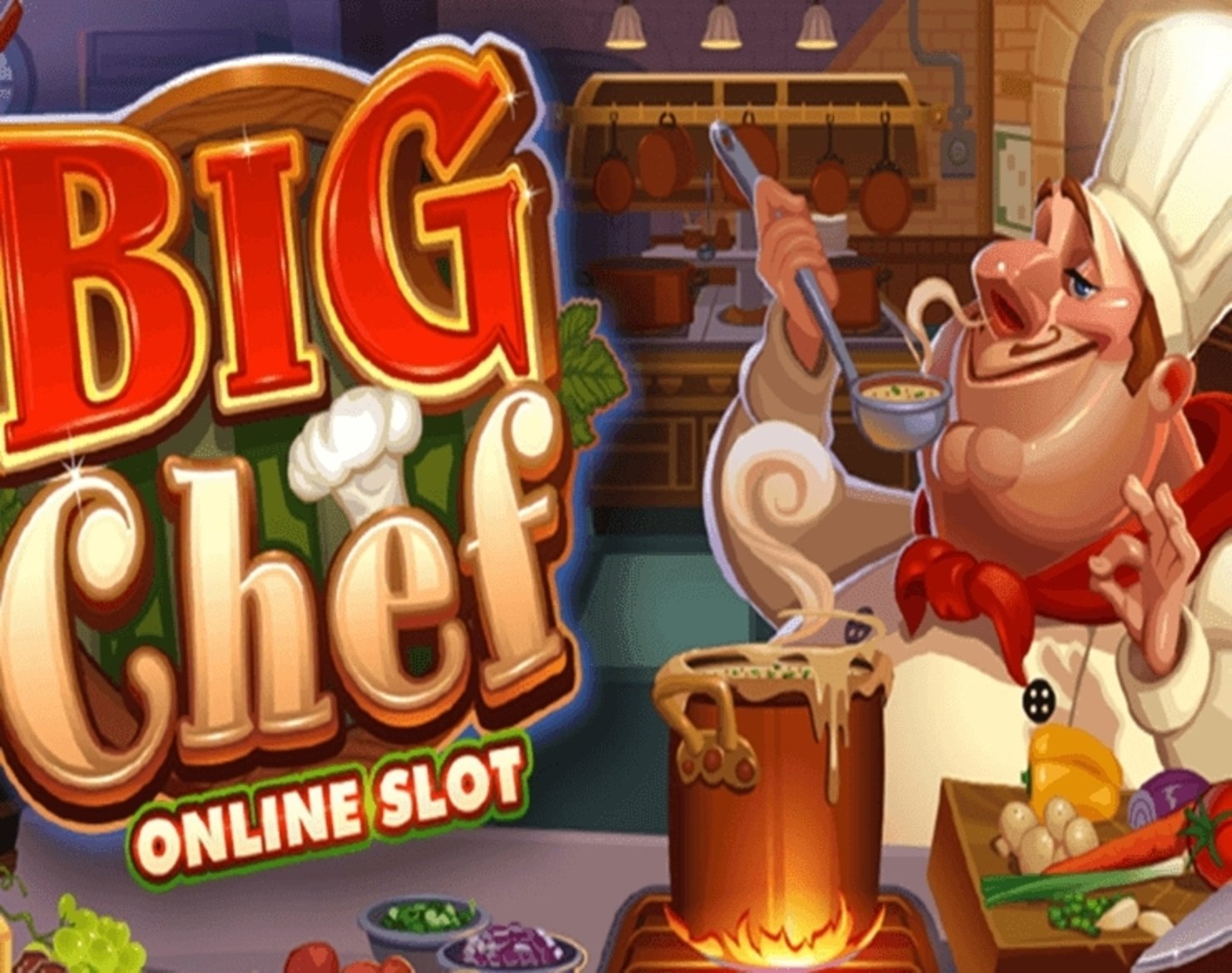 Big Chef Online Slot Demo Game by Microgaming