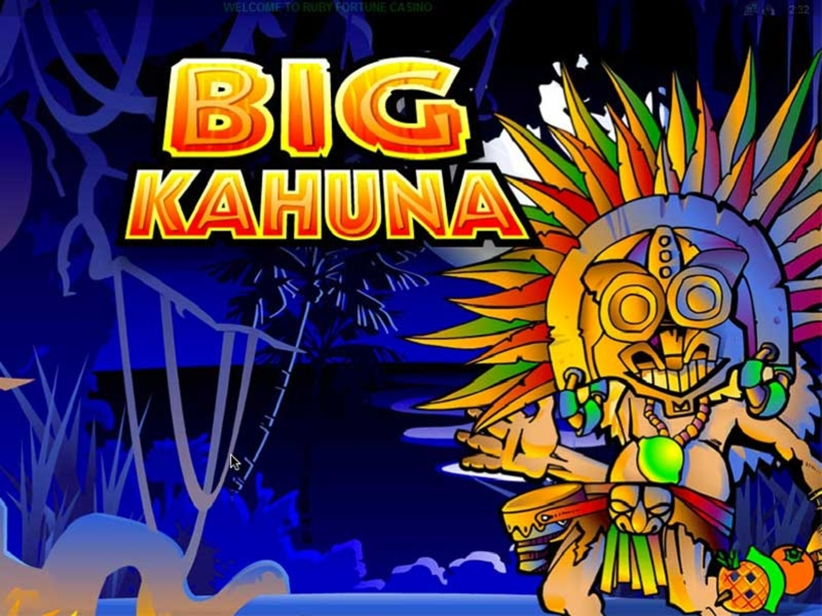 Big Kahuna Online Slot Demo Game by Microgaming