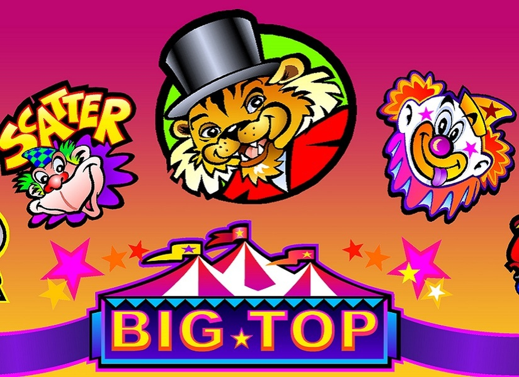 The Big Top Online Slot Demo Game by Microgaming