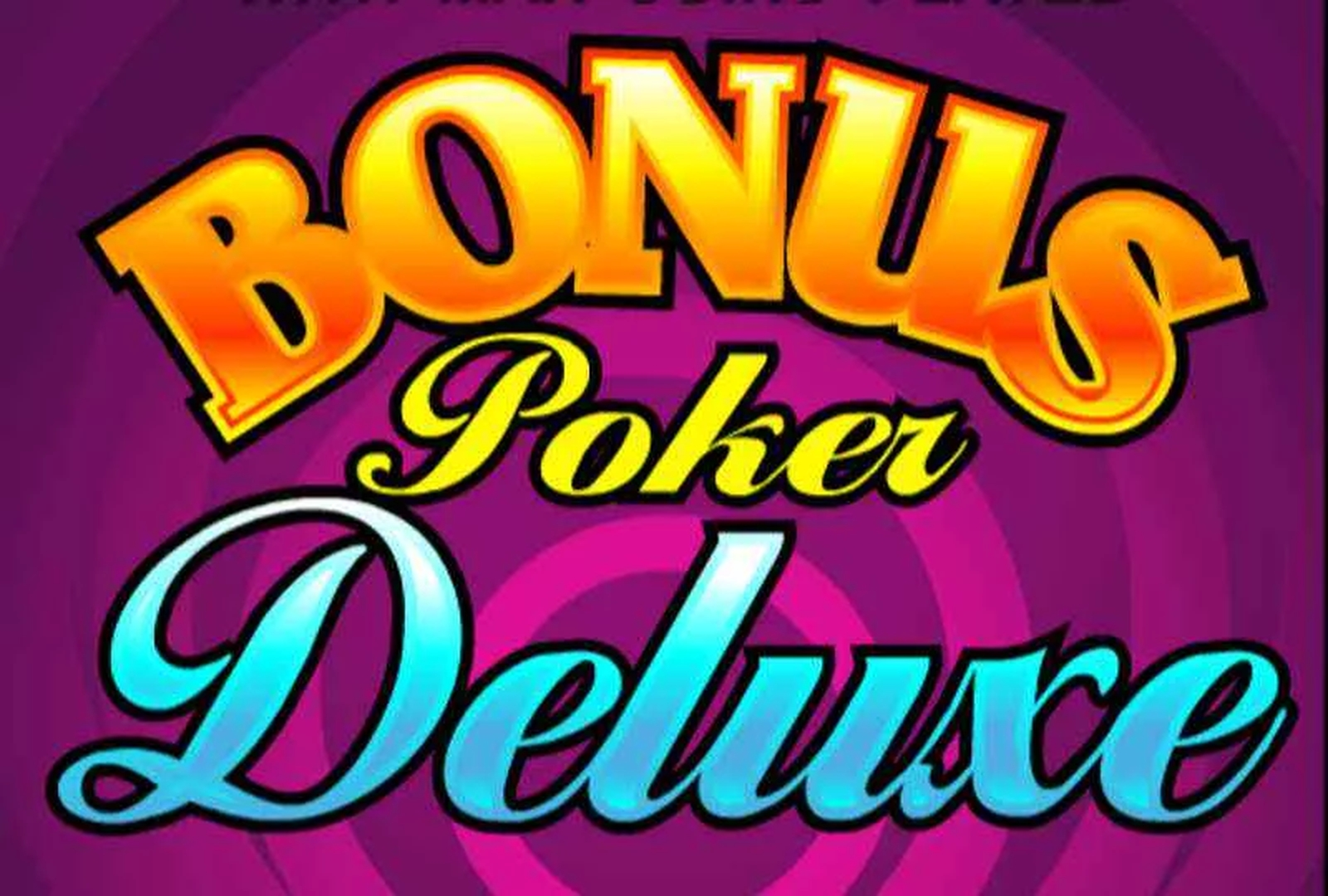 The Bonus Poker Deluxe (Microgaming) Online Slot Demo Game by Microgaming